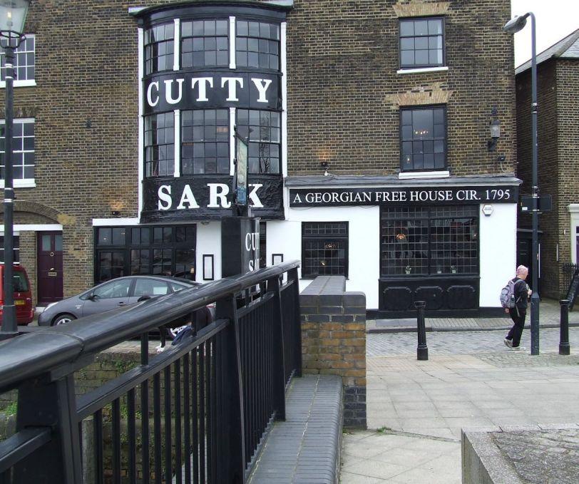 Cutty Sark 2