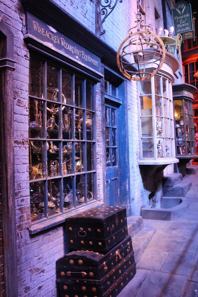 Hogwarts 114