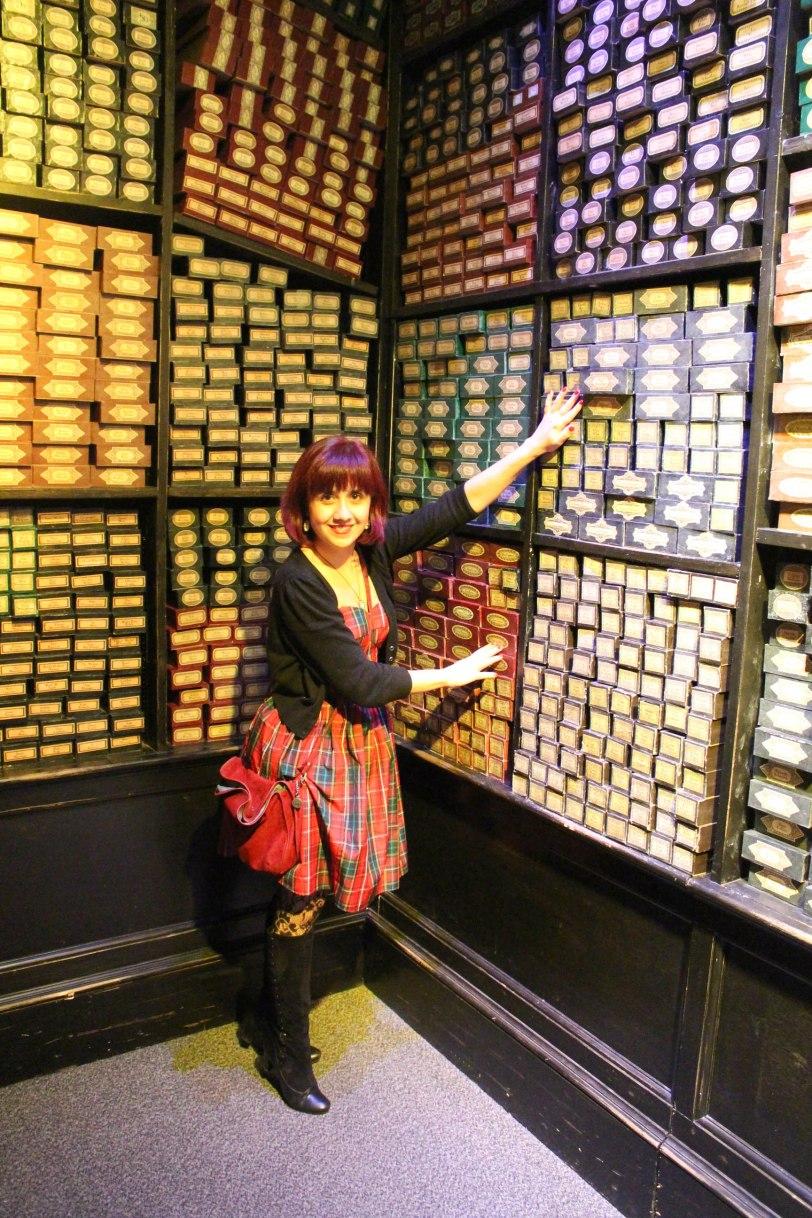 Hogwarts 160
