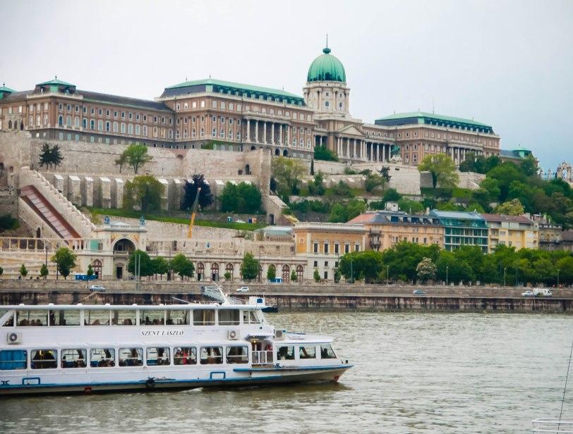 ShadeofRedBlog Danube Cruise Budapest 1