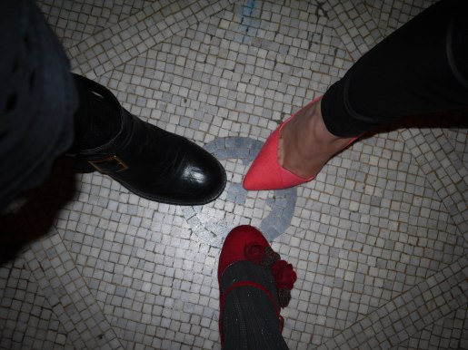 Shade of Red Blog_Shoe Exhibition_V&A (4)